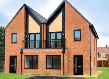 Thumbnail 2 bedroom semi-detached house for sale in Blossom View, Athersley South, Barnsley