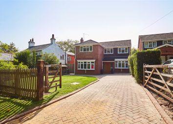 4 bed detached house for sale in Basingstoke Road, Ramsdell, Tadley RG26