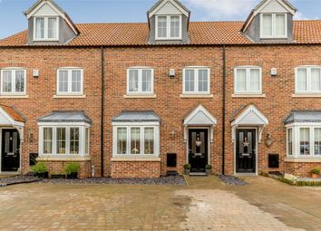 Thumbnail 3 bed terraced house for sale in Priory Close, Nafferton, Driffield, East Riding Of Yorkshire