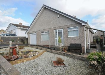 Thumbnail 4 bed detached bungalow for sale in Langmead Road, Plymouth