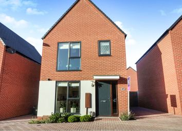 Thumbnail 3 bed detached house for sale in Hendy Avenue, Ketley, Telford