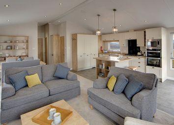 Thumbnail 2 bedroom lodge for sale in Billing Aquadrome Holiday Park, Northampton, Northamptonshire