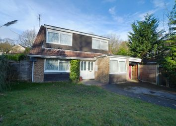 Thumbnail 3 bed detached house for sale in Valleydene, Southampton, Hampshire