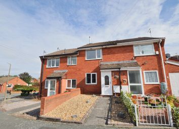 Thumbnail 2 bed terraced house for sale in Nant Park Court, New Brighton, Wallasey