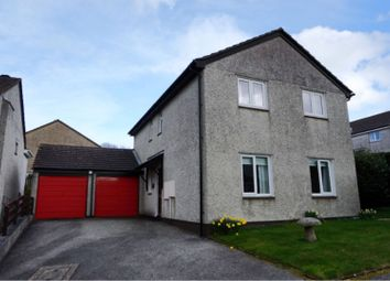 Thumbnail 4 bed detached house to rent in Penquite Drive, Bodmin
