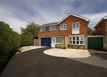 Thumbnail 6 bed link-detached house for sale in Worle, Weston-Super-Mare