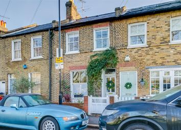 Thumbnail 2 bed terraced house to rent in Windmill Road, Chiswick, London
