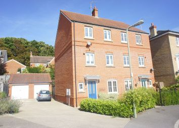Thumbnail 4 bed town house to rent in Connaught Way, Alton