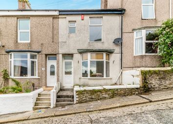 Thumbnail 3 bed terraced house for sale in Rodney Street, Plymouth