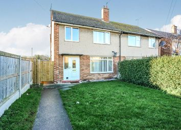 Thumbnail 3 bed semi-detached house for sale in Ffordd Y Morfa, Abergele