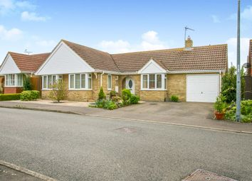 Thumbnail 3 bed detached bungalow for sale in Chestnut Way, Mepal, Ely