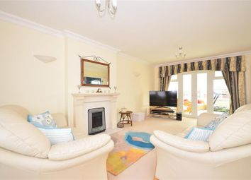 Thumbnail 4 bed detached house for sale in Hurst Point View, Totland, Isle Of Wight