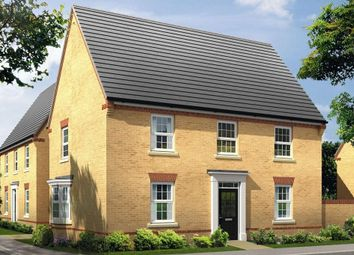 """Thumbnail 4 bed detached house for sale in """"Cornell, Darwin View"""" at Stonnyland Drive, Lichfield"""