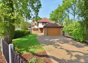 Thumbnail 5 bed detached house for sale in Outwood Common Road, Billericay