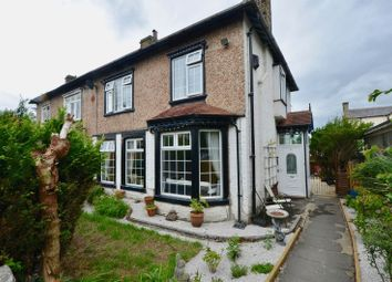 Thumbnail 3 bed semi-detached house for sale in Raedale Avenue, Burnley
