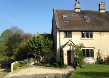 Thumbnail 4 bedroom semi-detached house for sale in The Firs, Limpley Stoke, Bath