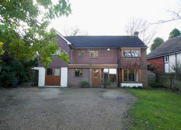 Thumbnail 5 bed detached house for sale in The Rise, Sevenoaks