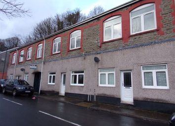 Thumbnail 2 bed flat to rent in High Street, Llanhilleth, Abertillery
