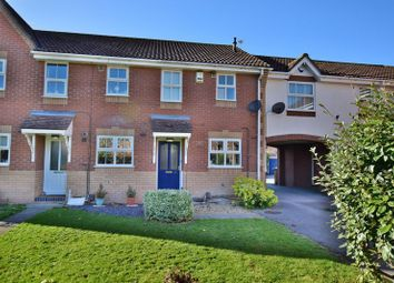 Thumbnail 2 bed terraced house for sale in Stirling Way, Skellingthorpe, Lincoln