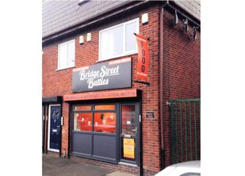 Thumbnail Retail premises for sale in Bridge Street, Bury