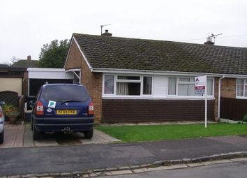 Thumbnail 2 bed semi-detached bungalow to rent in Shakespeare Road, Eynsham, Witney