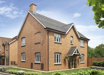 Thumbnail 4 bedroom detached house for sale in The Cedar, Coalport Road, Broseley, Shropshire