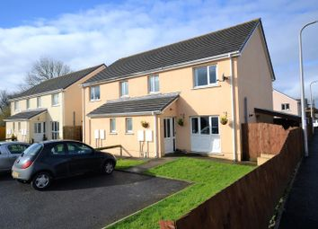Thumbnail 3 bed semi-detached house for sale in Cae Gwyrdd, St. Clears, Carmarthen