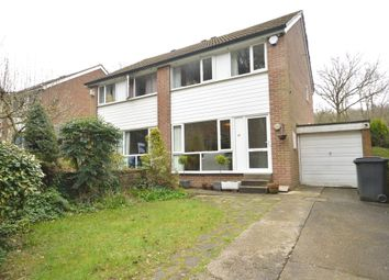 Thumbnail 3 bed semi-detached house for sale in Hawksworth Road, Horsforth, Leeds