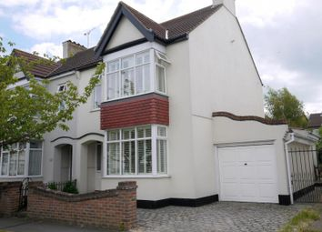 Thumbnail 3 bedroom semi-detached house to rent in Edith Road, Southend-On-Sea