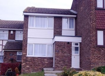 Thumbnail 3 bed terraced house for sale in Admirals Walk, Minster On Sea, Sheerness