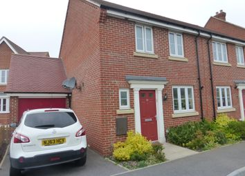 Thumbnail 3 bedroom semi-detached house for sale in Bristol Road, New Costessey, Norwich