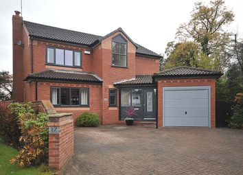 Thumbnail 4 bed detached house for sale in Comber Way, Knutsford, Cheshire East