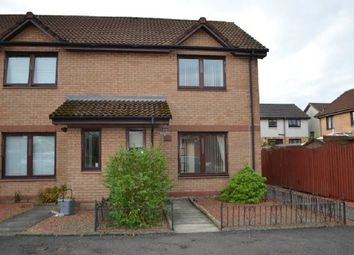 Thumbnail 2 bed end terrace house to rent in Conner Avenue, Carron, Falkirk