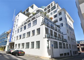 Thumbnail 2 bedroom flat for sale in Ziggurat Building, 60-66 Saffron Hill