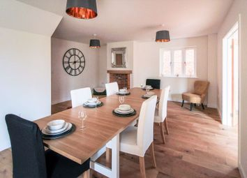 Thumbnail 4 bed detached house for sale in Gravel Lane, Barton Stacey, Winchester