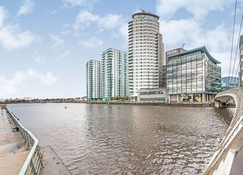 Thumbnail 3 bed flat to rent in The Lightbox Media City Uk, Salford