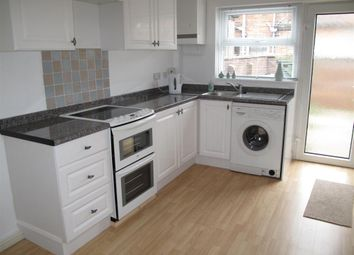 Thumbnail 2 bedroom terraced house to rent in Market Street, Crewe