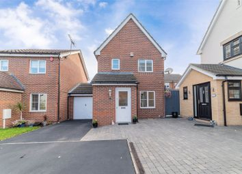 Thumbnail 3 bed link-detached house for sale in Mermaid Close, Northfleet, Gravesend