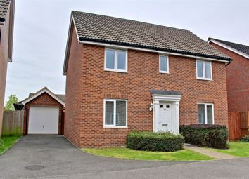 Thumbnail 4 bed detached house for sale in Anson Road, Upper Cambourne, Cambourne, Cambridge