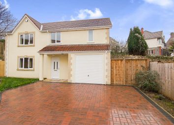 Thumbnail 4 bedroom detached house for sale in Grove Road, Milton, Weston-Super-Mare