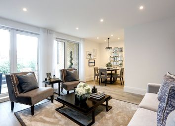 Thumbnail 2 bed flat for sale in Middleton Court, Worple Road, Wimbledon