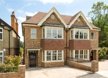 Thumbnail 4 bedroom semi-detached house for sale in Marryat Place, Wimbledon Village