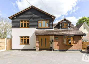 Thumbnail 5 bed detached house for sale in Brock Hill, Wickford, Essex