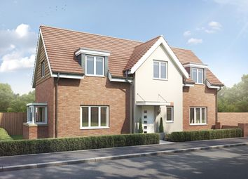 Thumbnail 2 bed detached house for sale in Longwick Road, Princes Risborough