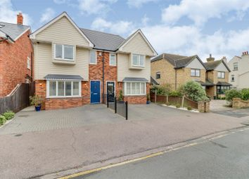 Thumbnail 3 bed semi-detached house for sale in Salisbury Road, Leigh-On-Sea