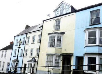 Thumbnail 4 bed terraced house for sale in Goat Street, Haverfordwest, Pembrokeshire