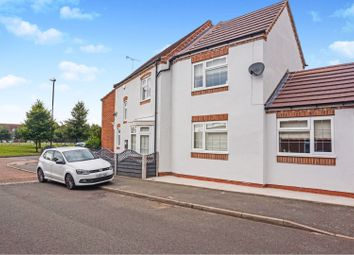 Thumbnail 4 bed semi-detached house for sale in Elizabeth Way, Coventry