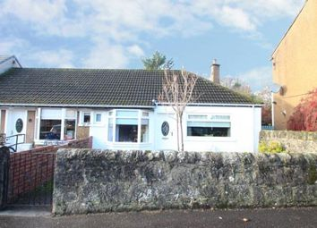 Thumbnail 2 bed bungalow for sale in Crosshill Street, Lennoxtown, Glasgow, East Dunbartonshire