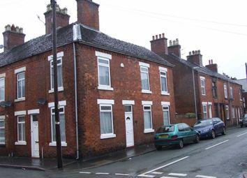 Thumbnail 2 bedroom terraced house to rent in Portland Street, Leek