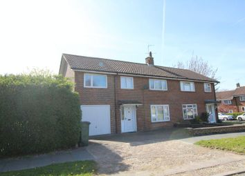 Thumbnail 5 bed semi-detached house to rent in Mitchells Road, Crawley